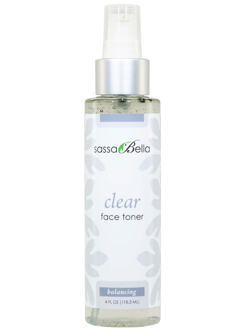 Clear Face Toner