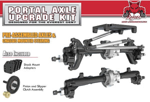 How to Install the Gen7 Portal Axle Upgrade Kit