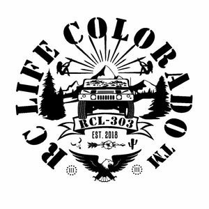 RC LIFE COLORADO™ LOGO
