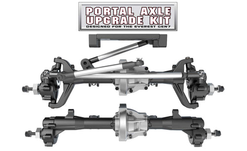 Redcat Racing Gen7 Portal Axles
