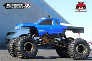 Redcat Racing Everest-10 Blue/Black