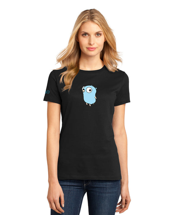 Gopher Butt Tee (Ladies')