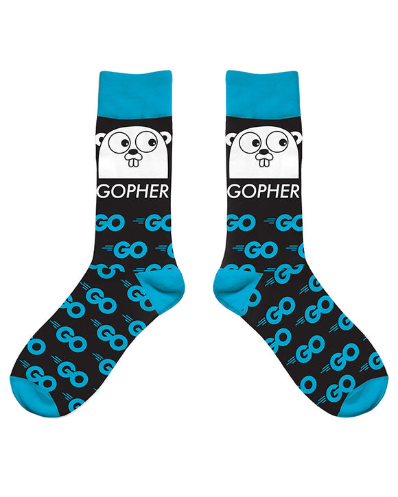Go Gopher Socks
