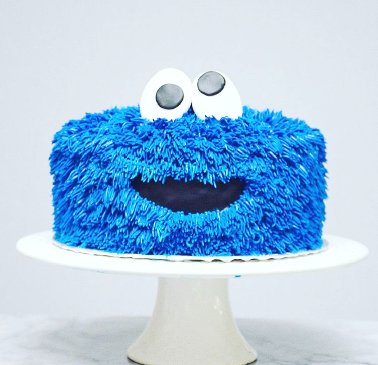 Cookie Monster (Frizzy series)