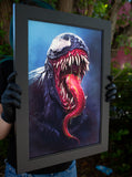 """VENOM"" Limited Art Print"