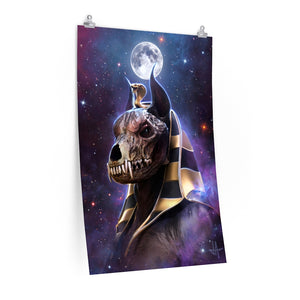 Load image into Gallery viewer, Poster ANUBIS by Unlimited Premium Matte vertical posters - Tattooed Theory
