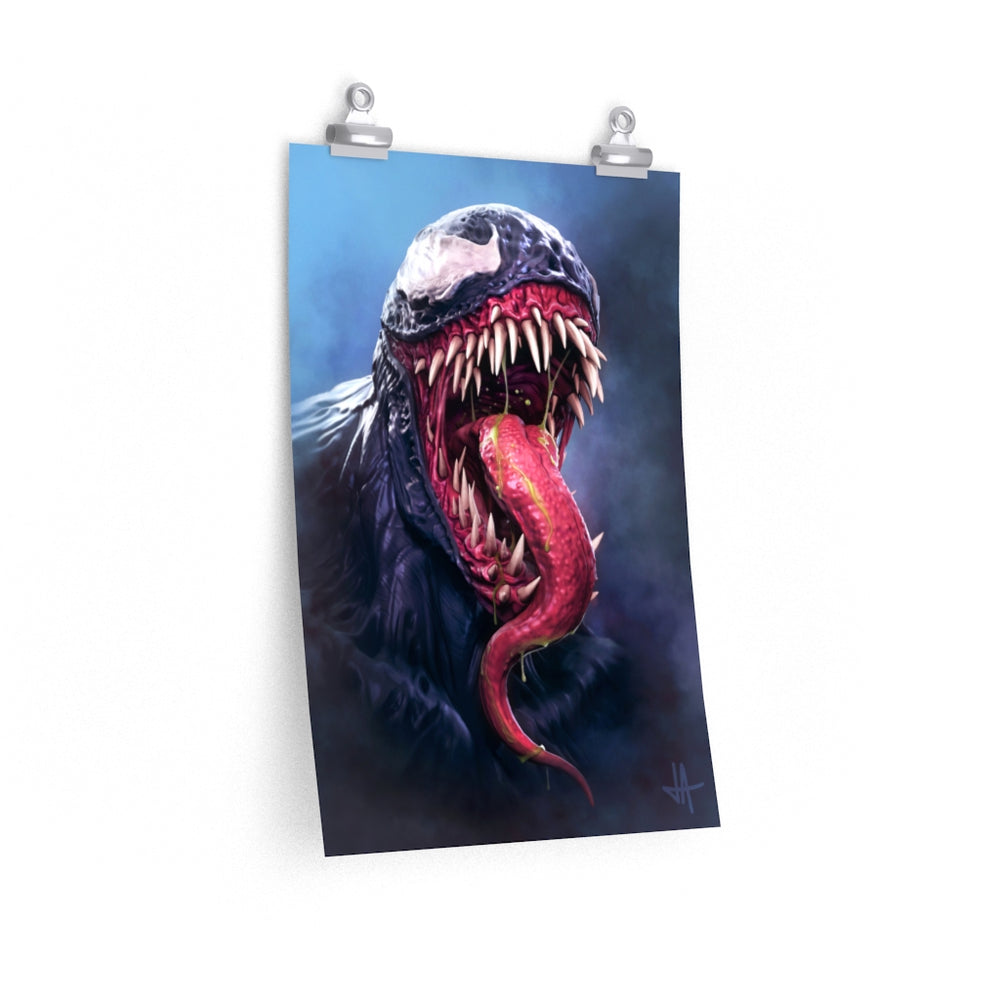 Poster VENOM Unlimited Premium Matte vertical posters - Tattooed Theory