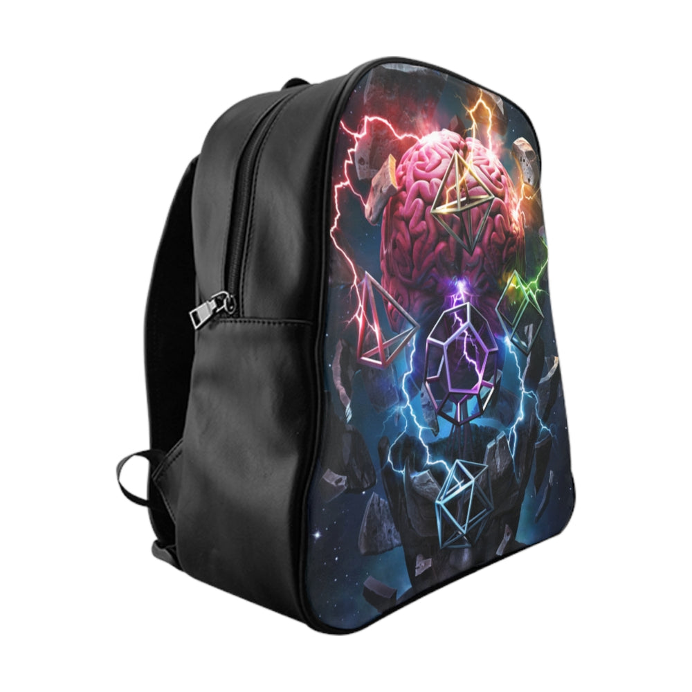 Load image into Gallery viewer, Enlightenment - School Backpack