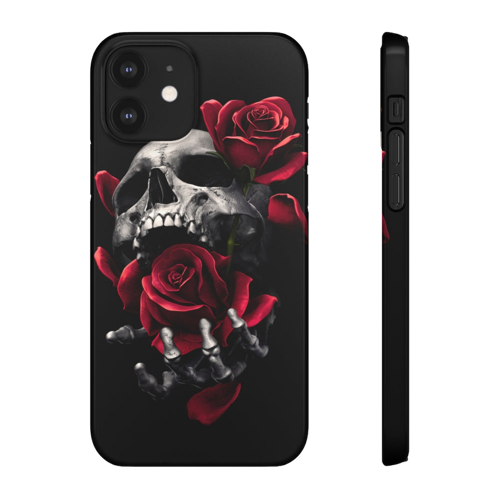 Phone Case DEATHS TOUCH - Snap Cases - Tattooed Theory