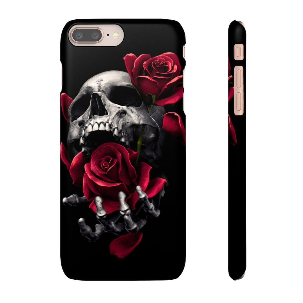 Load image into Gallery viewer, Phone Case DEATHS TOUCH - Snap Cases - Tattooed Theory