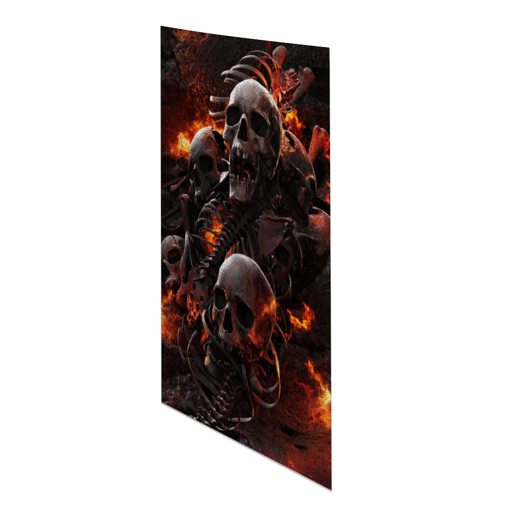 Load image into Gallery viewer, Torment Jigsaw Puzzle Wooden Puzzle (1000 Pieces)