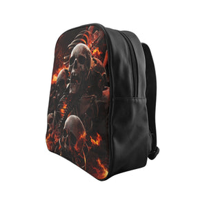 Load image into Gallery viewer, Torment - School Backpack