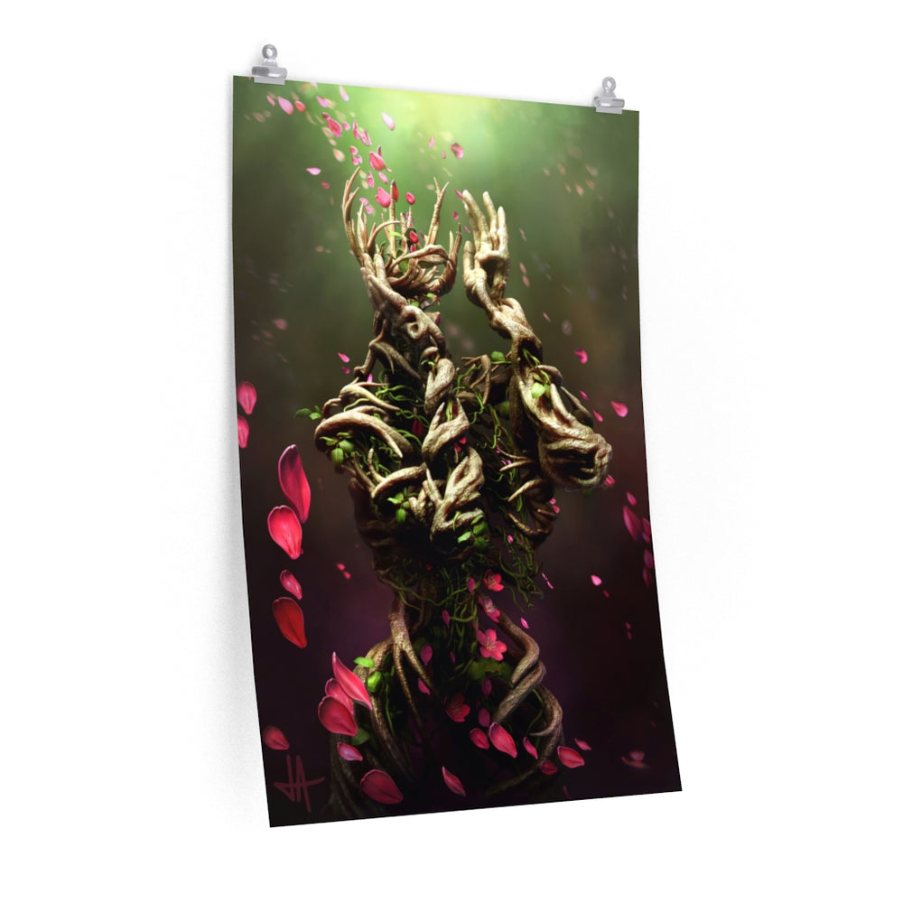 Load image into Gallery viewer, Poster MOTHER OF NATURE Unlimited Premium Matte vertical posters - Tattooed Theory