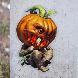 "Load image into Gallery viewer, ""Pumpkin Baby"" Sticker"