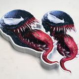 """Venom's Kiss"" Sticker"