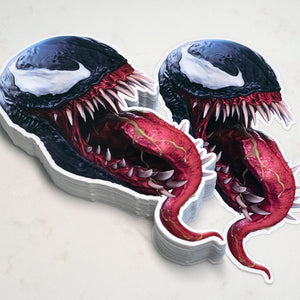 "Load image into Gallery viewer, ""Venom's Kiss"" Sticker"