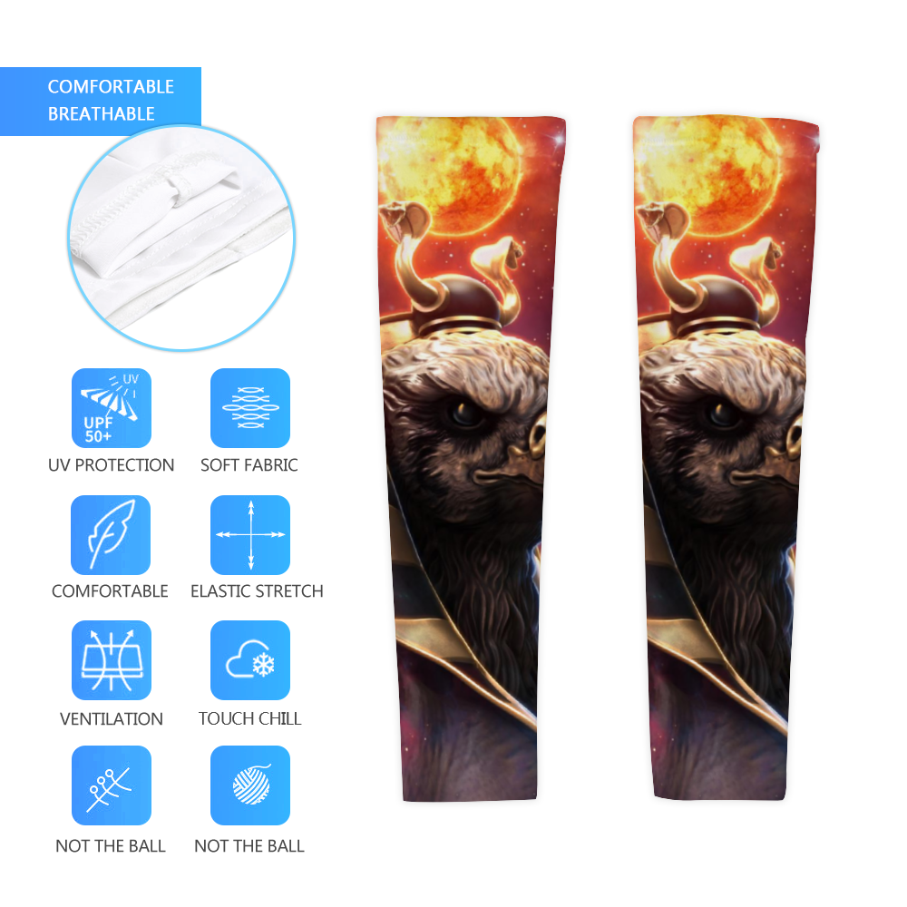 Load image into Gallery viewer, Ra - UV arm Sleeve - pair