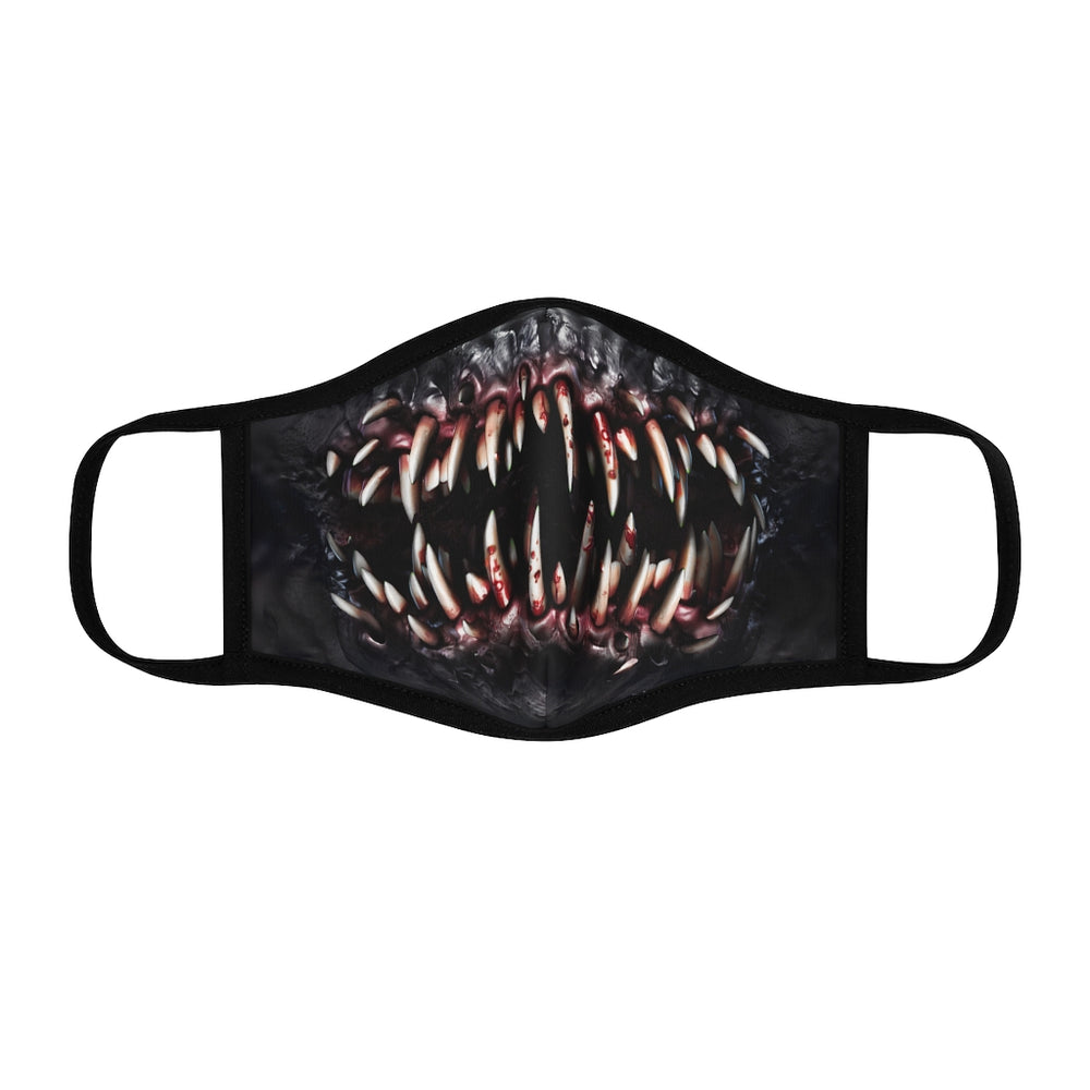 Accessories VENOM - Fitted Polyester Face Mask - Tattooed Theory