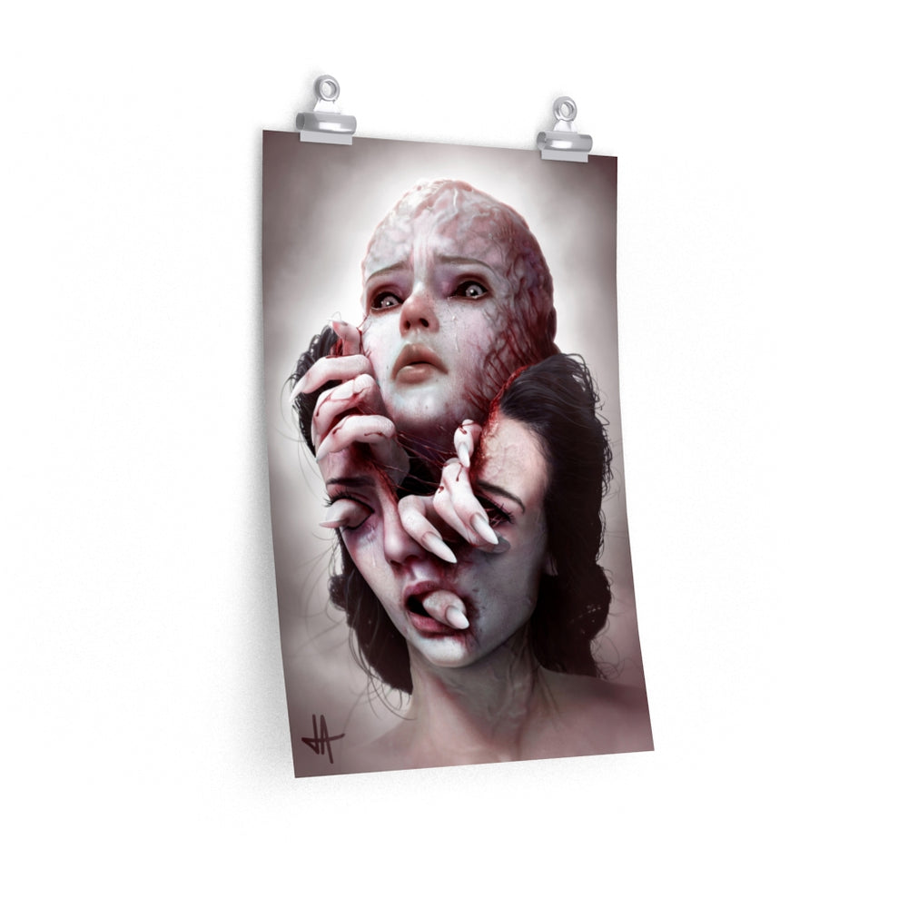 Poster DEPRESSION Unlimited Premium Matte vertical posters - Tattooed Theory