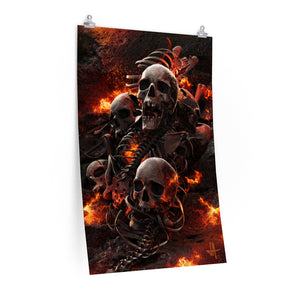 Load image into Gallery viewer, Poster TORMENT Unlimited Premium Matte vertical posters - Tattooed Theory