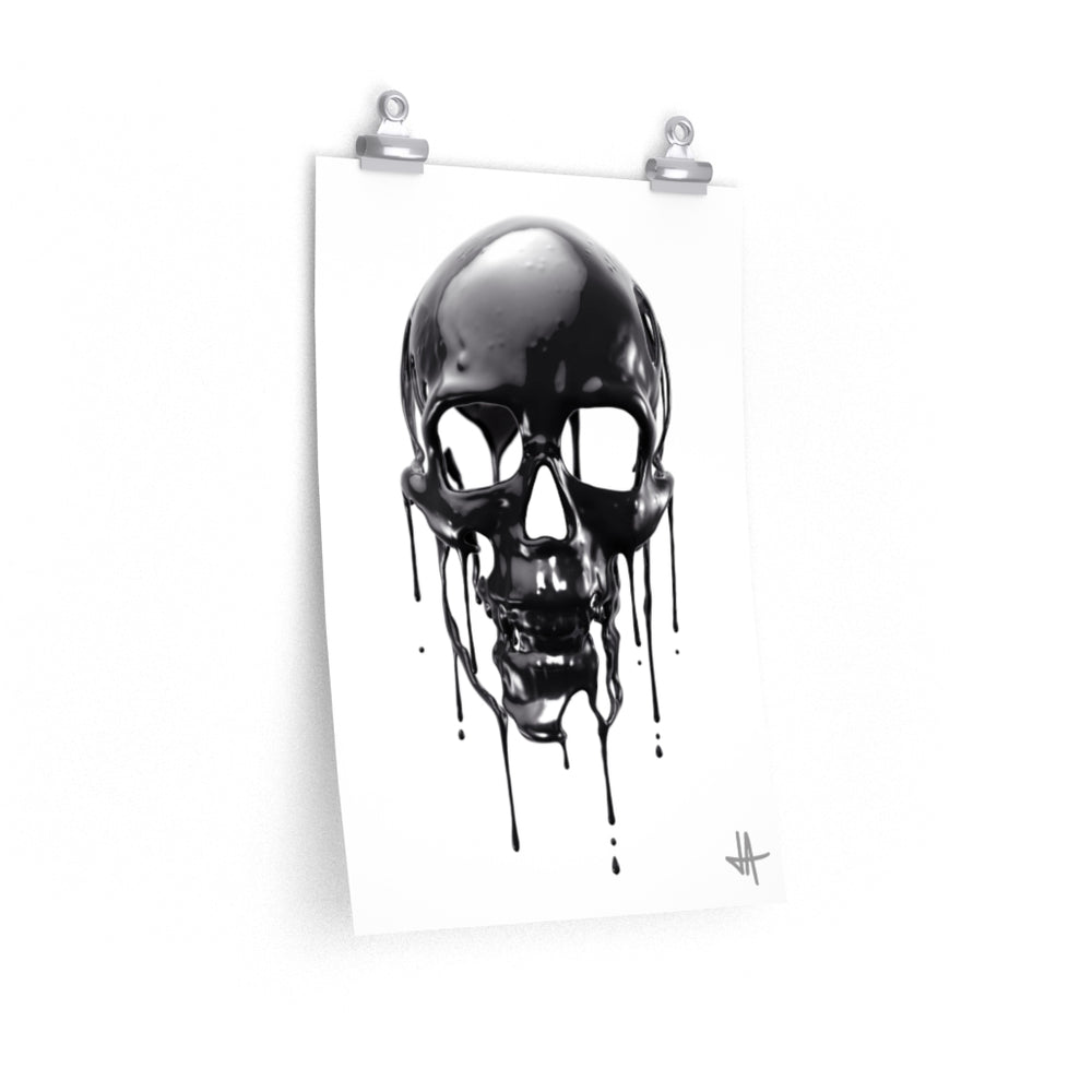 Poster DRIPPY Unlimited Premium Matte vertical posters - Tattooed Theory