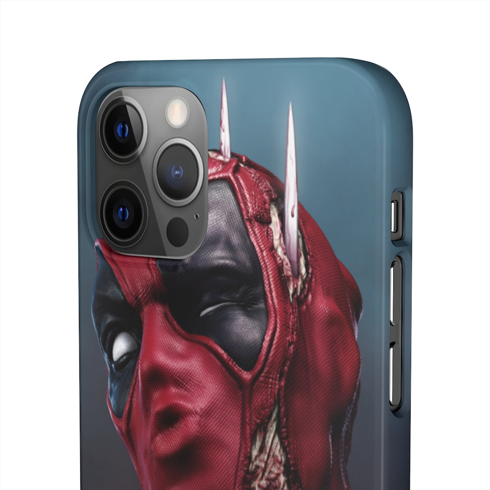 Load image into Gallery viewer, Kiss of Deathpool - Snap Cases