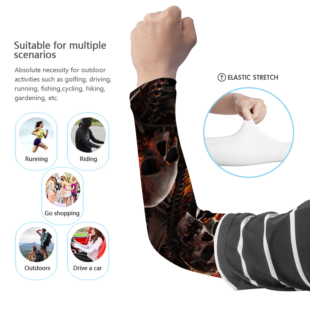 Load image into Gallery viewer, Torment UV arm Sleeve - pair