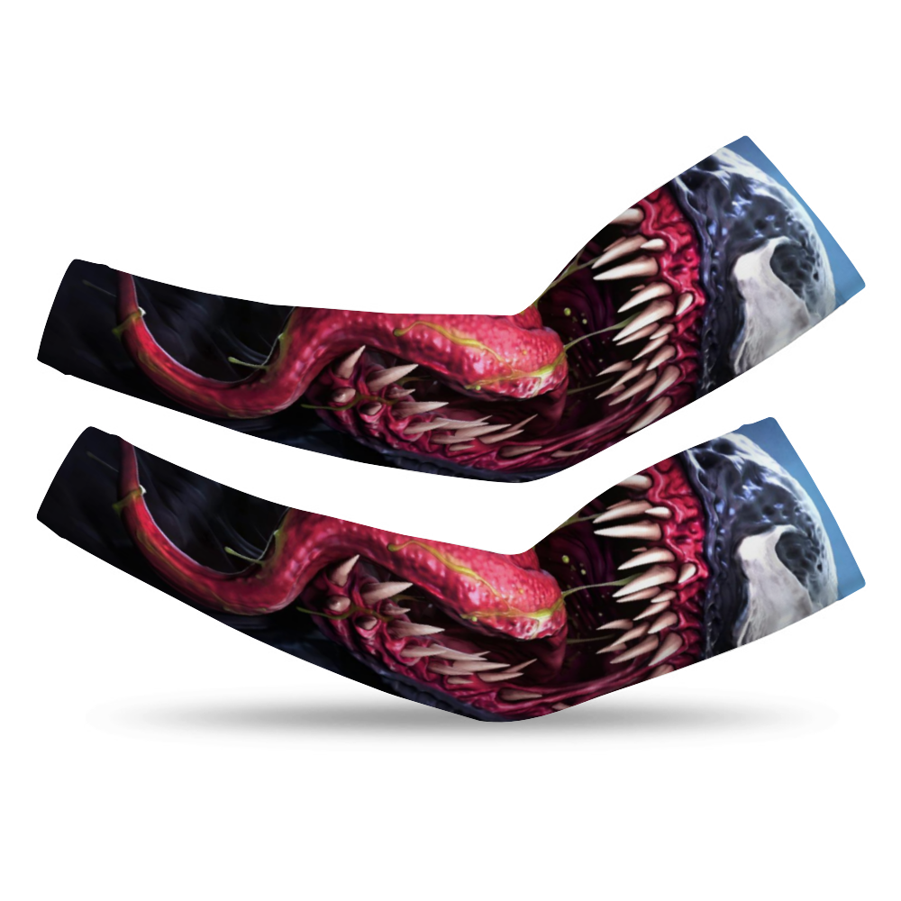 Load image into Gallery viewer, Venom UV arm Sleeve - pair