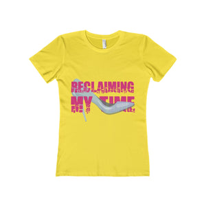 Reclaiming My Time Women's The Tee