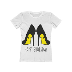 Happy Shoesday Women's Tee