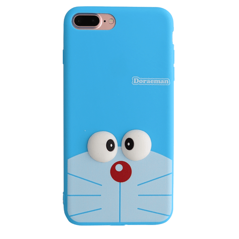 Doraemon 3D Silicon Case