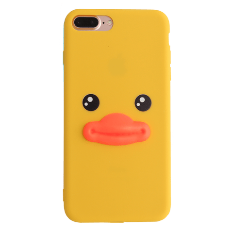 Duck 3D Silicone Case