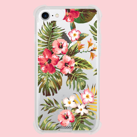 Floral Beauty Case