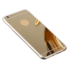 Ultra-thin Aluminum Mirror Case