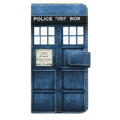 Police Box Wallet Case
