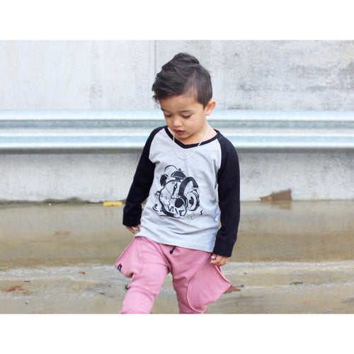 Soundwaves Raglan (nearly sold out!!)