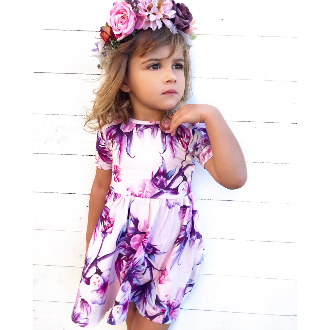 Lilac Eve Twirl Dress (nearly sold out!!)