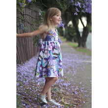 Lila Blume Dress