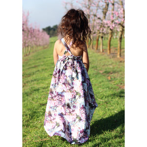 Flores Gypsy Dress + FREE Bow (just 7 dresses left!!)