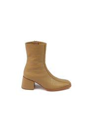 SAMPLE SALE Ayu Boots Taupe Croc
