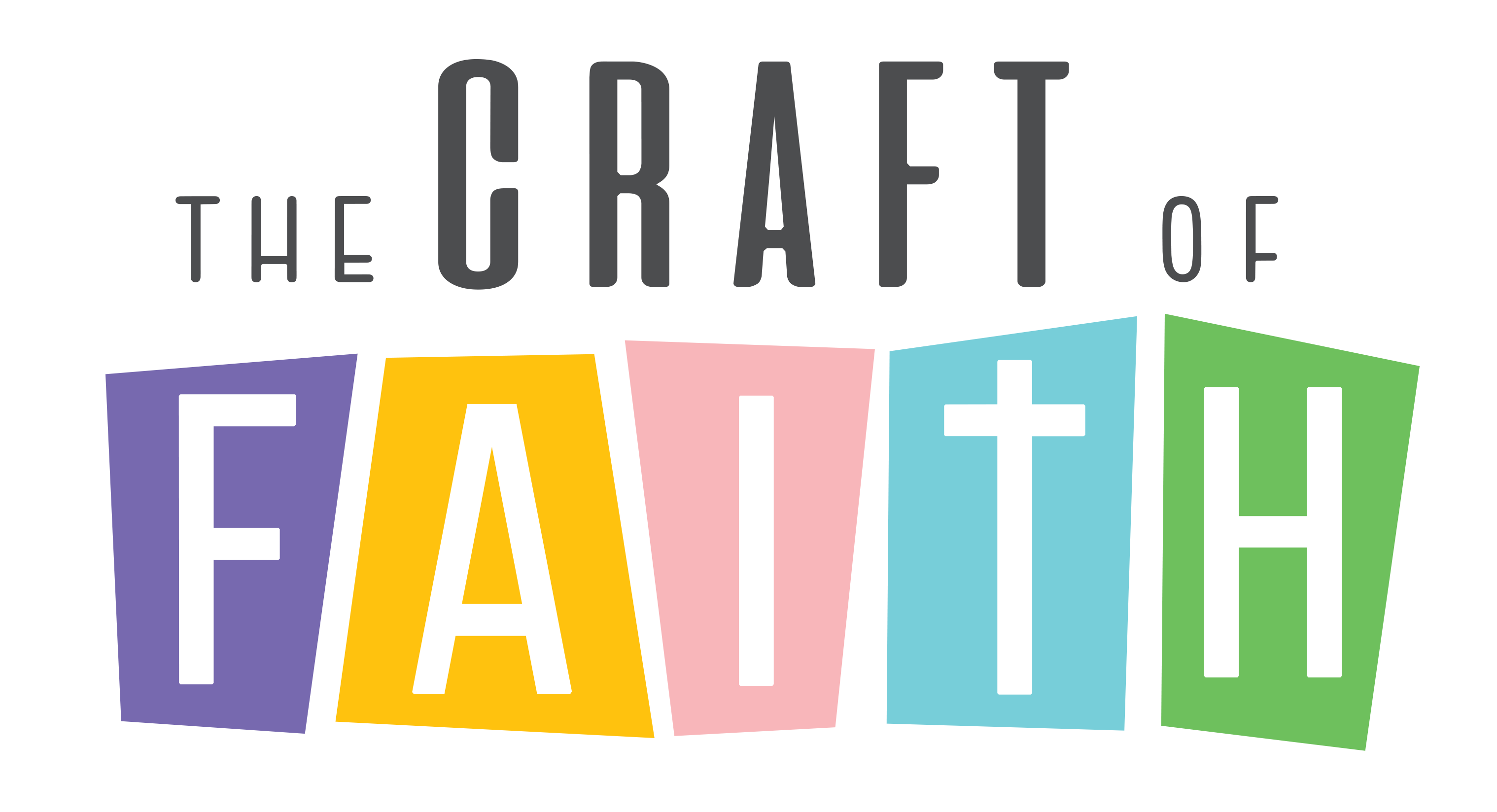 Craft of Faith Logo Color