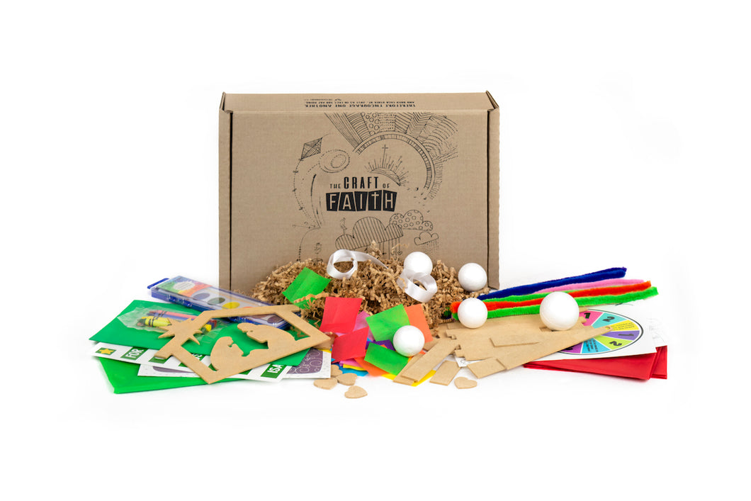 The Craft of Faith: Christmas Box