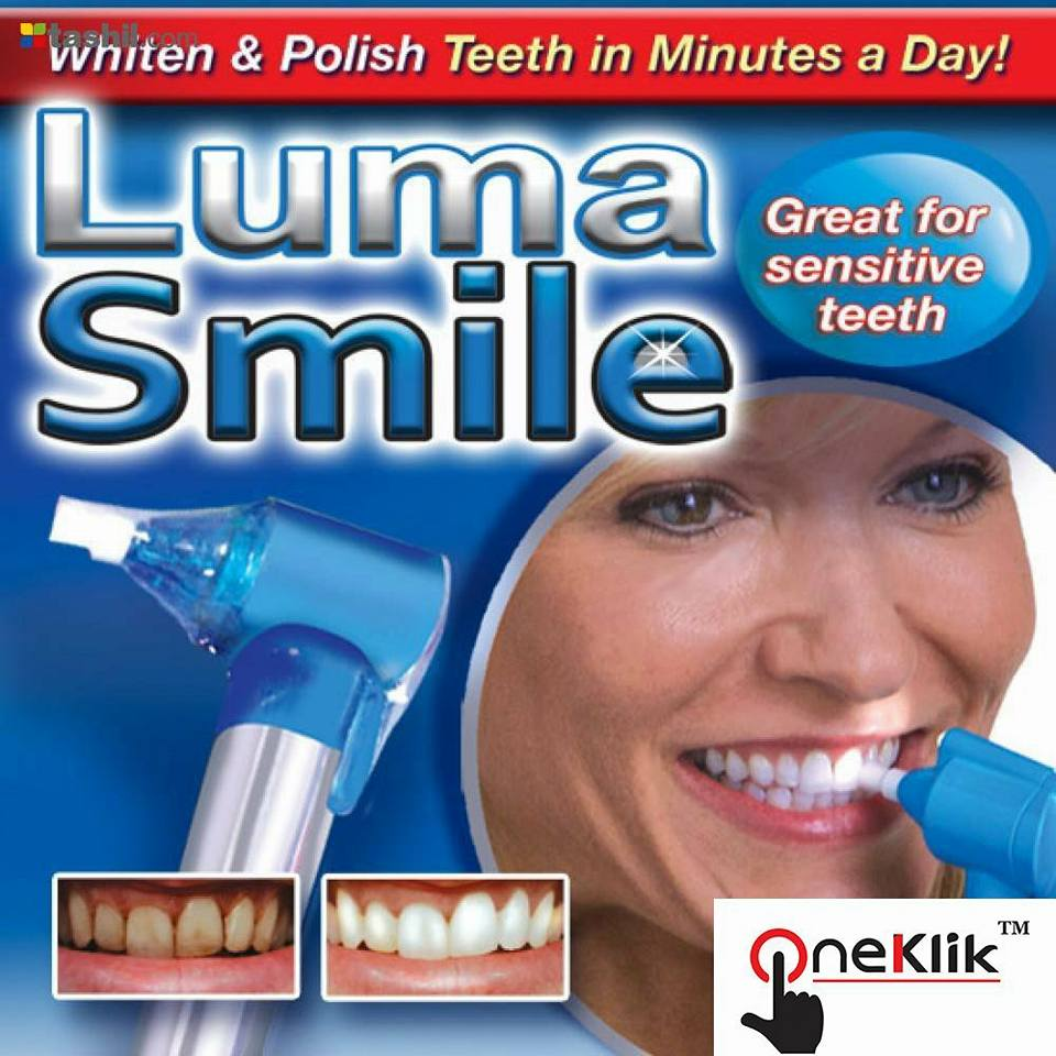 Dental Teeth Whitener and Stain Polisher (BUY 1 TAKE 1)