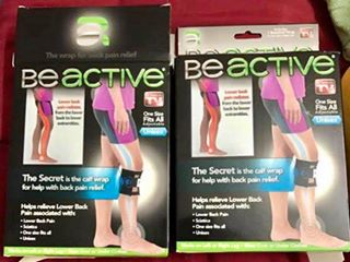 Be Active Knee Brace