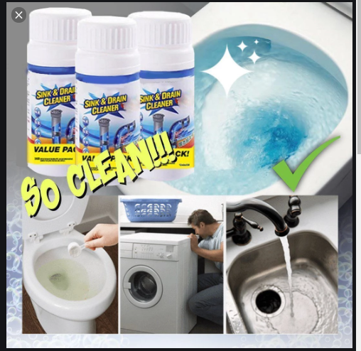 Drain Master/Cleaner  BUY 1 TAKE 1