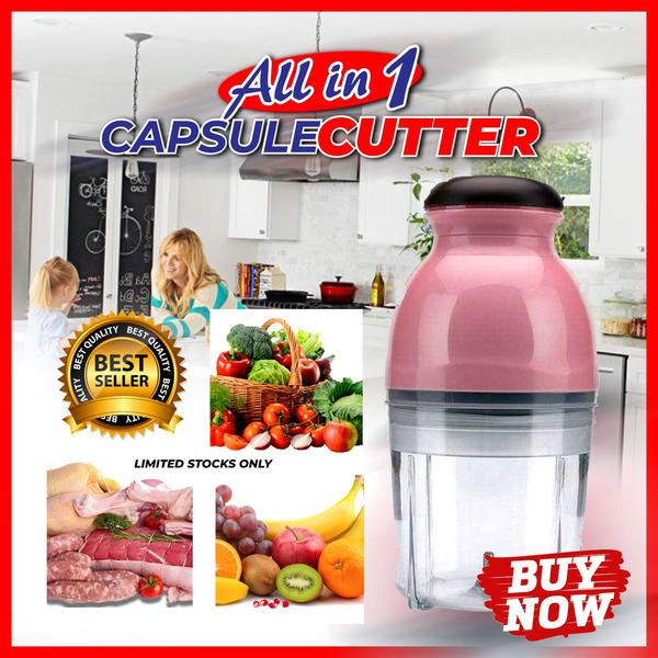 All In One Capsule Cutter