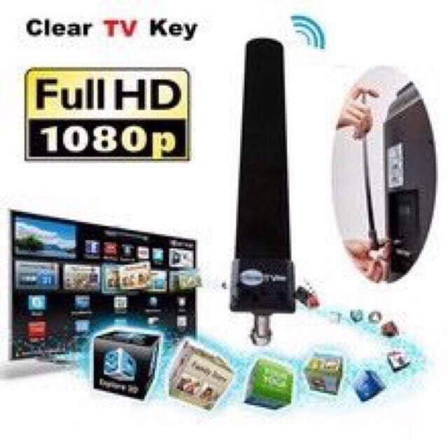 HD Clear TV Antenna