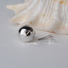 Sterling Silver Round Ball Box Clasp 4
