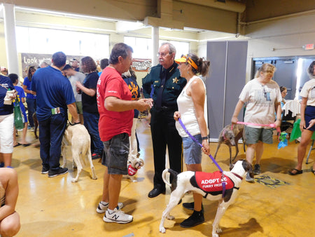 "First Ever Bark-A-Thon A ""Pawfect"" Success"