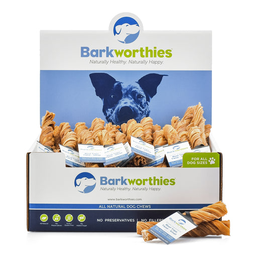 Barkworthies Green Tripe Sticks 7 oz pkg